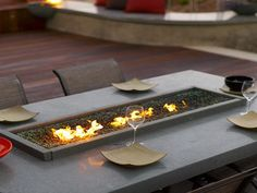 parts for a fire table | photograph above, is part of The Benefits of the Fire Table ...