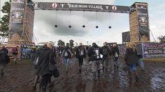 Wacken Festival in Schleswig-Holstein