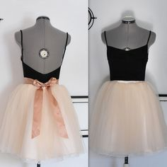 I want this skirt. For fun. :)