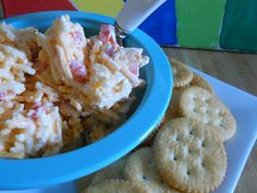 Ally's Sweet and Savory Eats: Pimento Cheese Spread