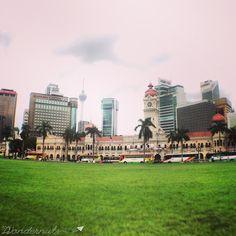 Merdeka Square Kuala Lumpur Malaysia
