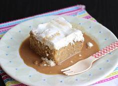 Tres Leches de Café (Coffee Three Milks Cake)