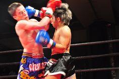 Muay Thai Fighting in Bangkok