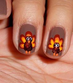 75 Best Thanksgiving Nail Designs Images In 2019 Thanksgiving Nail