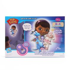 Wall Friends - Disney Junior's Doc McStuffins
