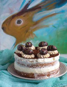 S-Küche: Eierlikör Tiramisu Torte