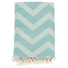 Artfully crafted, this hand-stitched throw is perfect folded at the foot of your bed or draped over your settee.  Product: Throw...