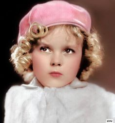 Shirley Temple. Just beautiful!