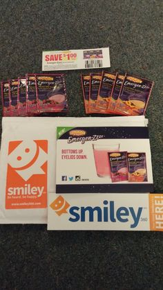 #GotItFree #Smiley360 #Emergen-Zzz