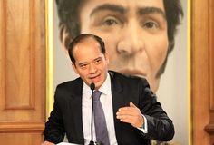 Ministro Mirabal: Debemos erradicar la minería depredadora del medio ambiente