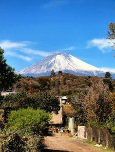 Popocatépetl, Mexico | by RussBowling