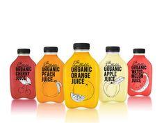 juice packaging.