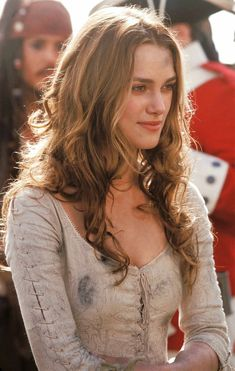 Keira Knightley Pirates, Keira Christina Knightley, Elisabeth Swan, Pirates Of The Caribbean, Aesthetic Girl, Pretty People, Actors & Actresses, Hollywood, Hair Styles