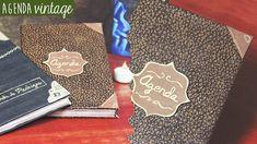 Cómo hacer una agenda o libreta VINTAGE (Harry Potter) ✂️ Craftingeek
