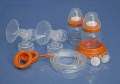 $39.99 Hygeia EnJoye Personal Accessory Set - Because it never hurts to have an extra kit for your pump!  No waiting or losing supply while you wait for replacement parts in case something breaks or maybe you just don't want to wash the first set after every pumping session!