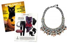 Swooning over the Kahlo Bib Necklace by Stella & Dot featured in Real Simple