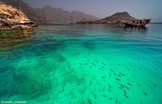 Oman. This is exactly how it looks in real life!