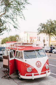 Das Bus - VW Bus Photo Booth - San Francisco Wedding - Melanie Duerkopp Photography