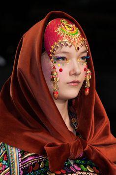 Manish Arora at Paris Fashion Week Fall 2014