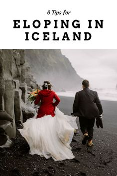 Tips for planning an Iceland elopement. Great advice for destination elopement planning! Elope Wedding, Wedding Couples, Wedding Ideas, Paris Wedding, Wedding Planning, Wedding Decorations, Elopement Inspiration, Elopement Ideas, Elopement Party