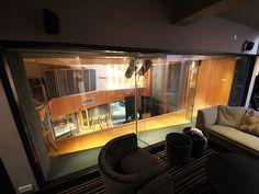 Studio Three lounge
