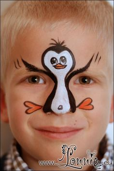 Lonnie& Face Painting Gallery with Children& Faces: photo 58 of 83 Face Painting Images, Animal Face Paintings, Face Painting Tutorials, Face Painting Designs, Animal Faces, Body Painting, Bodysuit Tattoos, Reindeer Face Paint, Tinta Facial