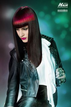 Varga Hair international - hair care & cosmetic products for hairdresser Cut And Color, Hairdresser, Hair Care, Punk, Collection, Fashion, Moda, Fashion Styles, Hair Care Tips
