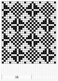 Knitting Patterns Mittens Bilderesultat for fair isle knitting free charts Tapestry Crochet Patterns, Fair Isle Knitting Patterns, Bead Loom Patterns, Knitting Charts, Weaving Patterns, Knitting Stitches, Knitting Designs, Cross Stitch Patterns, Box Patterns