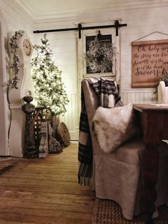 530 Best White Christmas Images In 2018 Country Fashion
