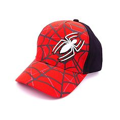 Find best price for Marvel Spiderman Hat for Boys, Breathable Spiderman Baseball Cap for Toddlers, Boys Ages 3-9. Explore our Boys Fashion section featuring new #shopping ideas of the best collection of #BoysFashion #BoysAccessories and #fashion products online at #Jodyshop Marketplace. Boys Accessories, Online Fashion Stores, Age 3, Mask Design, Toddler Boys, Boy Fashion, Baseball Cap, Toddlers, Spiderman