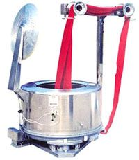 Hydro Extractor use Centrifuge Technology in textile company