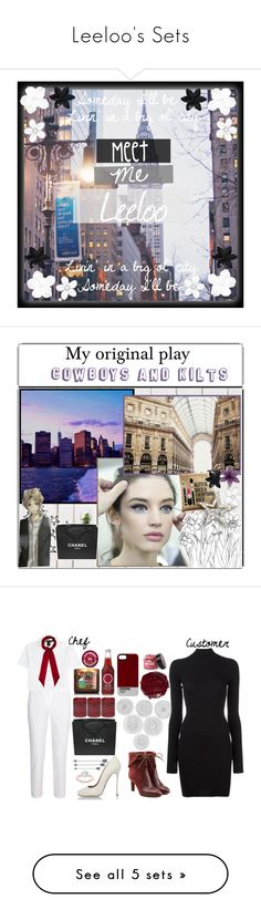 """""""Leeloo's Sets"""" by the-best-poly-awards ❤ liked on Polyvore featuring celebrityleeloo, art, Michael Kors, Marc by Marc Jacobs, Henri Bendel, Dsquared2, Chanel, Energizer, adidas Originals and Chloé"""