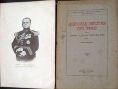 carlos dellepiane. historia militar del peru. 2 tomos. 1941