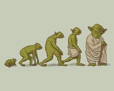 evolution of Yoda