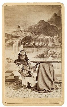 Apache man - no date