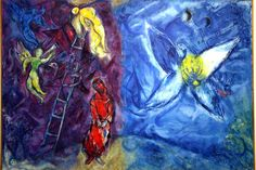 Marc Chagall's work is so whimsical it's like looking at a dream. Description from pinterest.com. I searched for this on bing.com/images