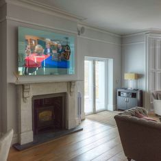 Want a mirror or a TV? Now you can have both!