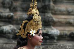 Cambodia #siem reap #apsara #dancer