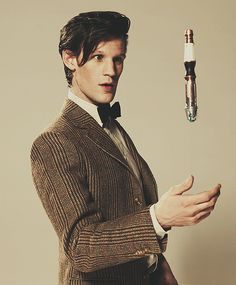 The eleventh doctor...Doctor Who .. :)... http://www.pinterest.com/cwsf2010/doctor-who