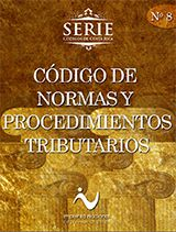 Código de normas y procedimientos tributarios