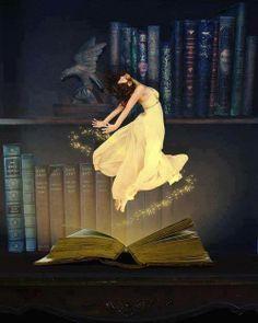 Fairytale is alive by talewhisper via deviantART