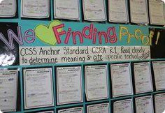 Close-Reading Spotlight | 21 Cool Anchor Charts To Teach Close-Reading Skills