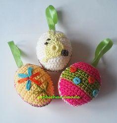 Veselé veľkonočné vajíčka, sada