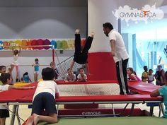 ¿Listos para correr y saltar? :D #CursoDeVerano2016 #Parkour #Gimnasia  Pregunta por grupos disponibles. Informes al 9688 9113 y 9131 6203 Mail: info@gymnastica.mx