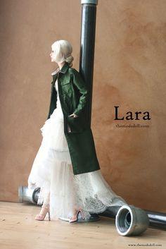 """new modsdoll """"Lara"""""""