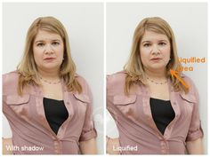 Minimizing a Double Chin in Photoshop Elements or Lightroom
