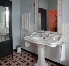 Salle de bain année 30