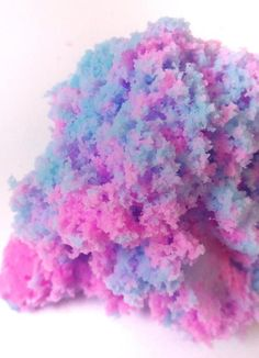 Cotton Candy Cloud Slime, Scented, Stress Relief, Therapy Tool, Gift Idea, Party Favor #Stress