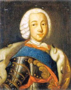 Петр III Фёдорович (1728 – 1762), русский император (1761 – 1762) (Карл Петр Ульрих). Сын герцога Голштейн-Готторпского Карла Фридриха и дочери Петра I Анны Петровны. В 1762 был свергнут с престола своей женой, будущей императрицей Екатериной II.