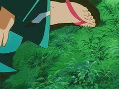 Imagen de gif, screen capture, and anime couple